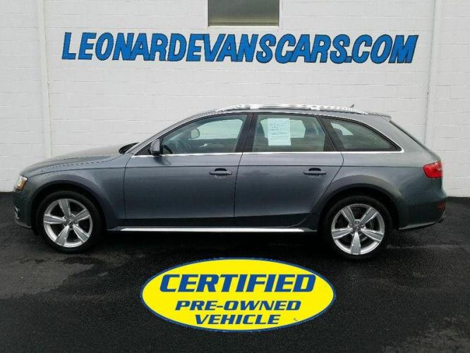 2014 Audi allroad Premium Plus All Wheel Drive